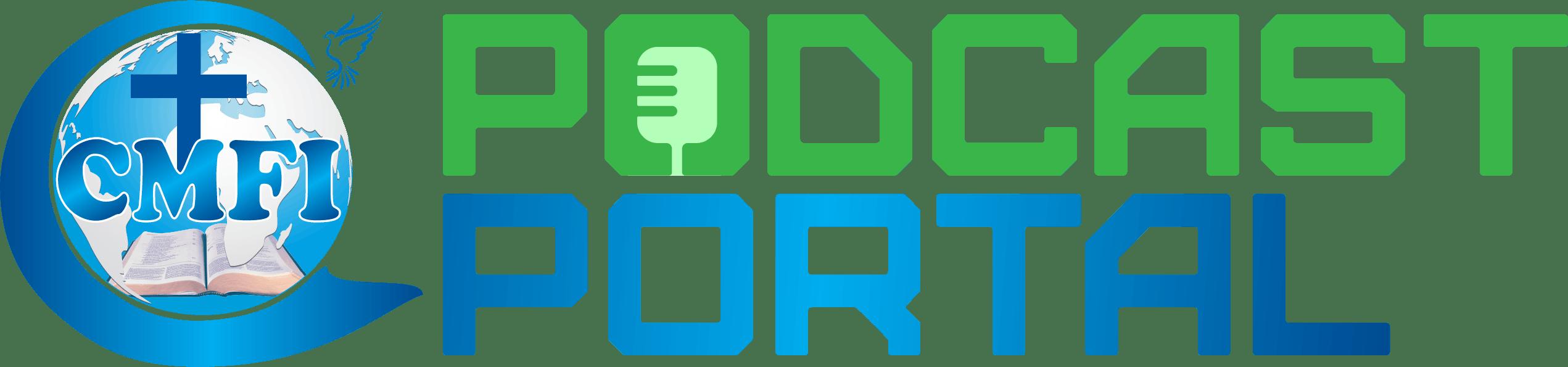 CMFI Podcast Portal